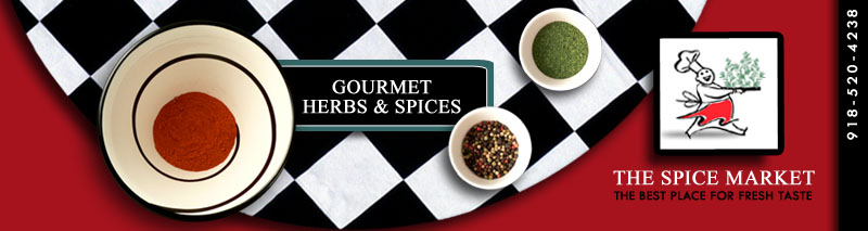 Gourmet Spices & Herbs