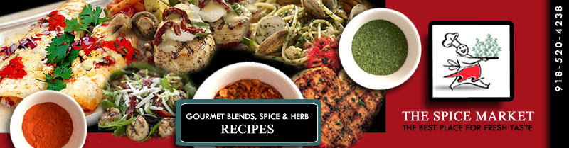 Gourmet Spice & Herb Recipes